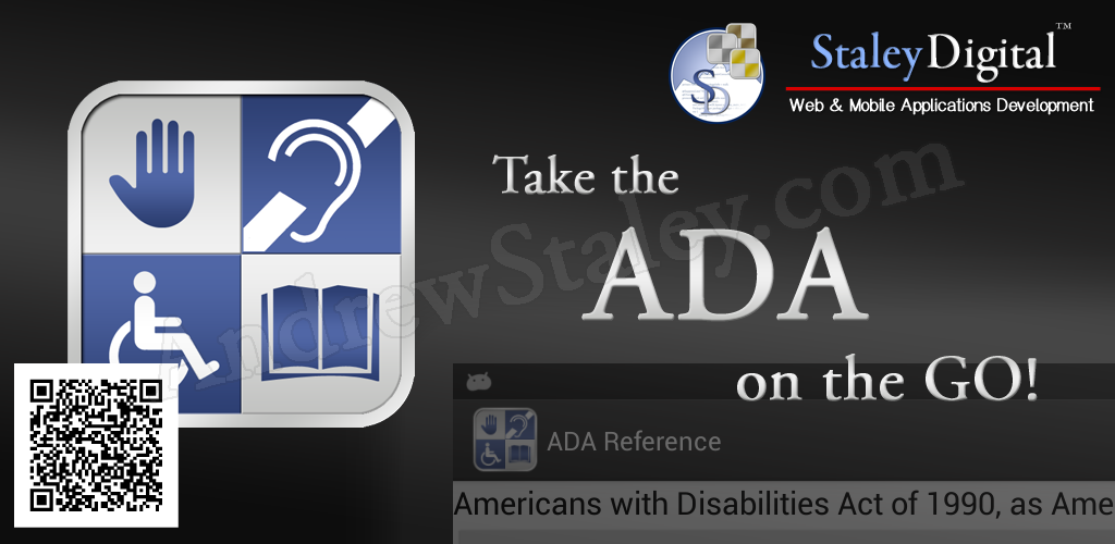 ADA Application Promo